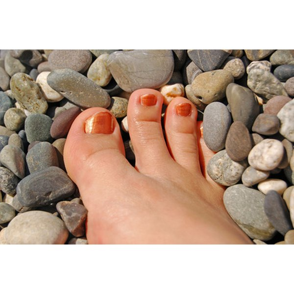 Toenails need regular attention, as they are more susceptible to fungal infections.