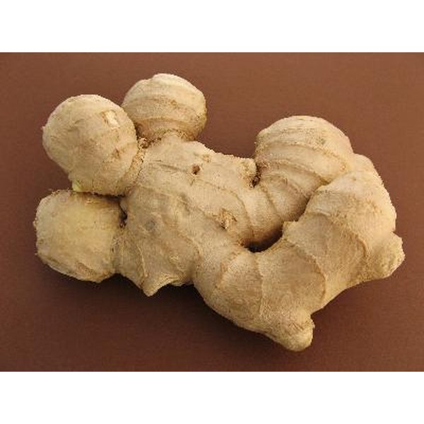 Ginger is an herb that is commonly used in treating atherosclerosis.
