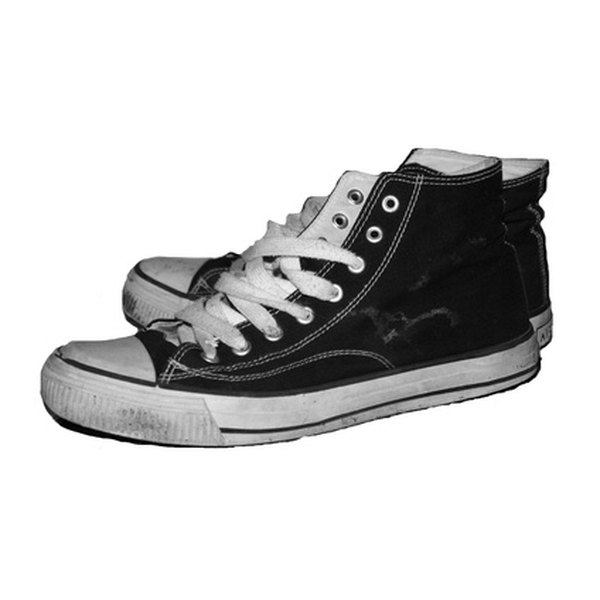 Converse shoes have been around for more than a century.