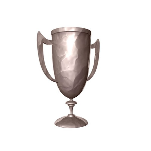 Don't throw away your trophies--recycle them.