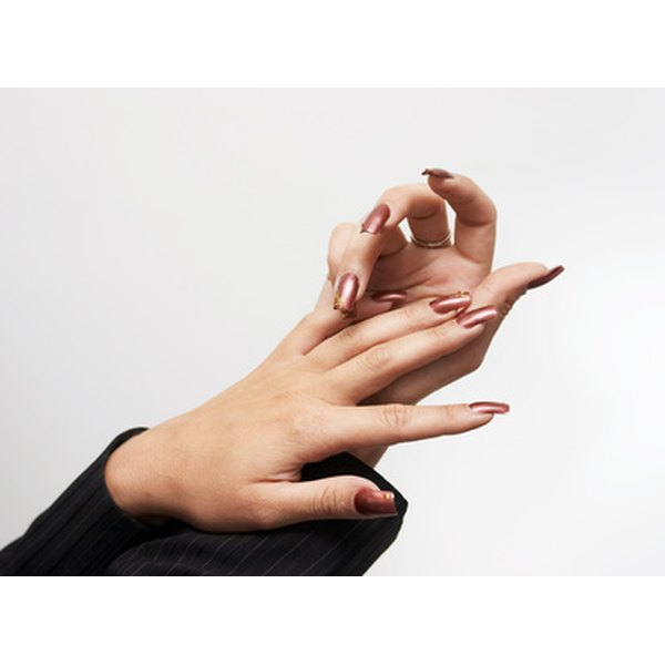 Acrylic nails should not be worn for longer than three months.
