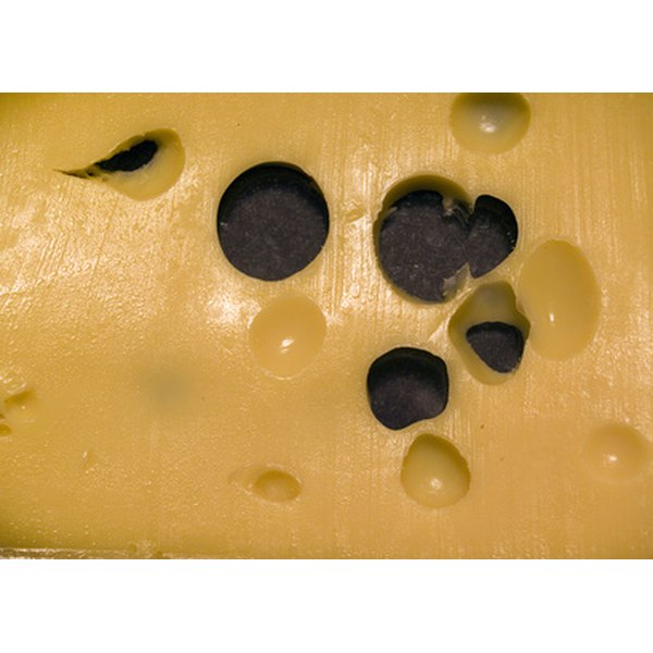 Gruyere cheese can be unpasteurized.