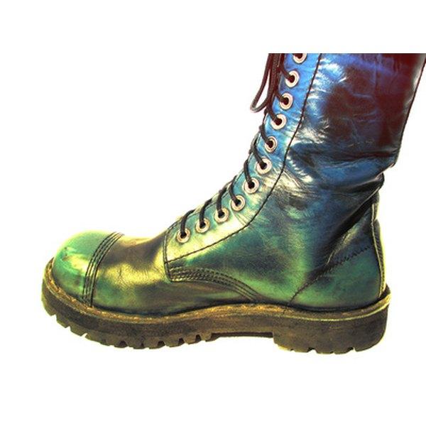 Breaking In Steel Toe Shoes