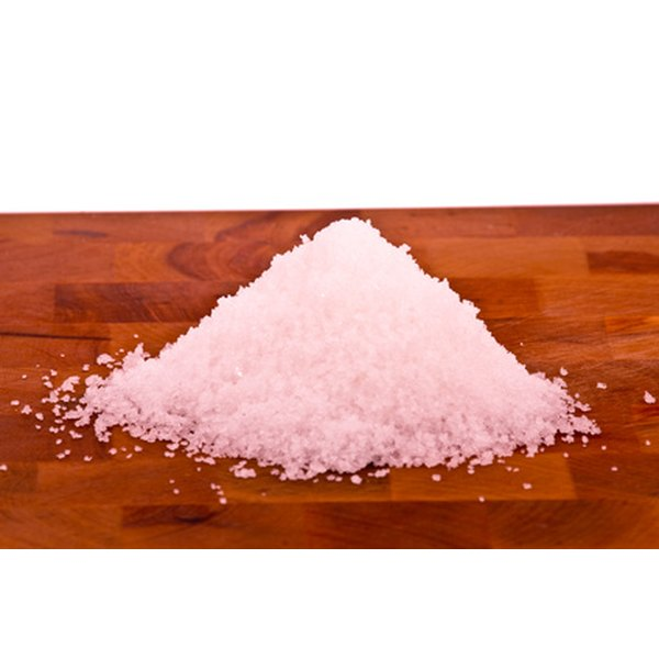 Sea salt is an excellent preservative, but may change the color of canned food.