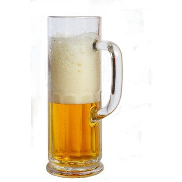 Serve draught beer to adults 21 and over.