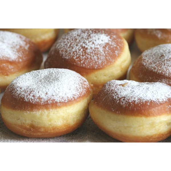 You can cook many donuts at one time with doughnut-makers.