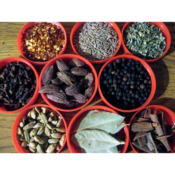 Indonesia boasts a wide array of spices.