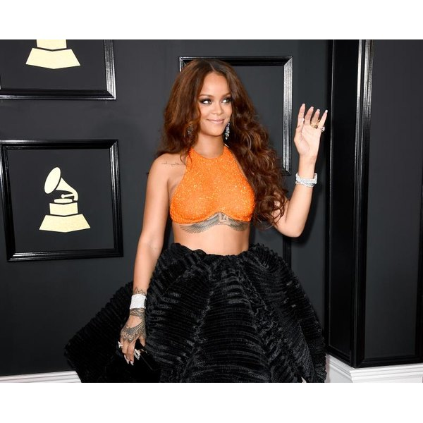 Rihanna's Daily Diet Isn't Cake, Cake, Cake