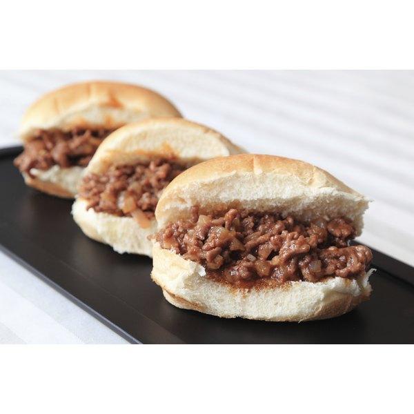 recipe: how many calories in a sloppy joe with bun [1]