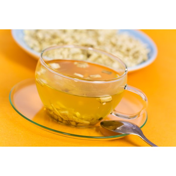A cup of marshmallow root tea has been touted for symptom relief of interstitial cystitis.