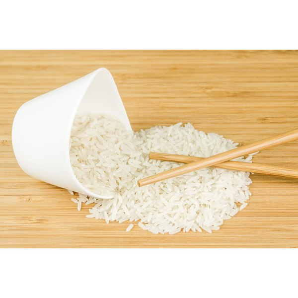 Rice protein powder is increasing in popularity.