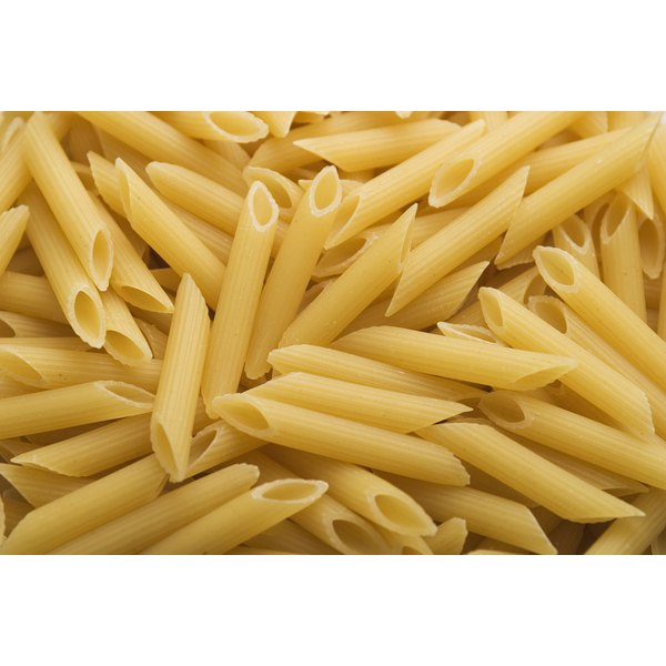 Calories In Pasta Noodles Our Everyday Life