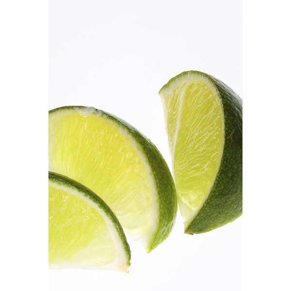 Limes are an affordable and accessible alternative to astringents and exfoliators bought at the store.