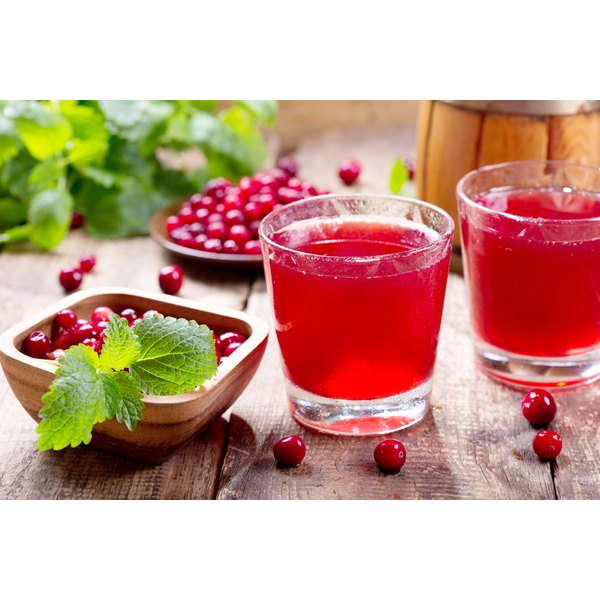 Cranberry juice possesses immense medicinal value.