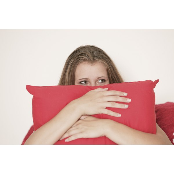 Teenagers with selective mutism experience extreme social phobia.