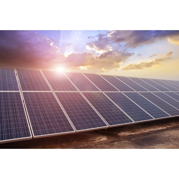 what are some examples of solar energy