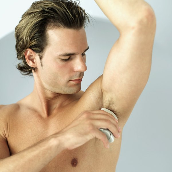 Natural deodorant is gentle on your skin.