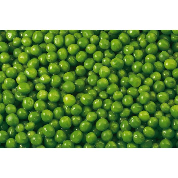 Minimal cooking time retains nutrients and the vibrant green color of peas.