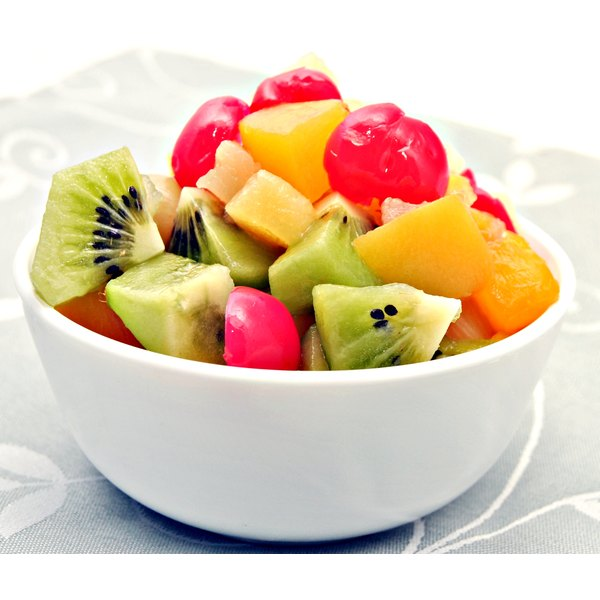 Fruit Salads Are A Good Way To Enjoy A Variety Of Fruit In One Meal