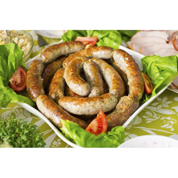 You can enjoy polish sausage in moderation while pregnant.