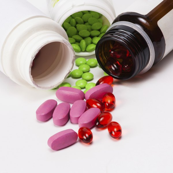 A daily multivitamin supplements a less-than-optimal diet.