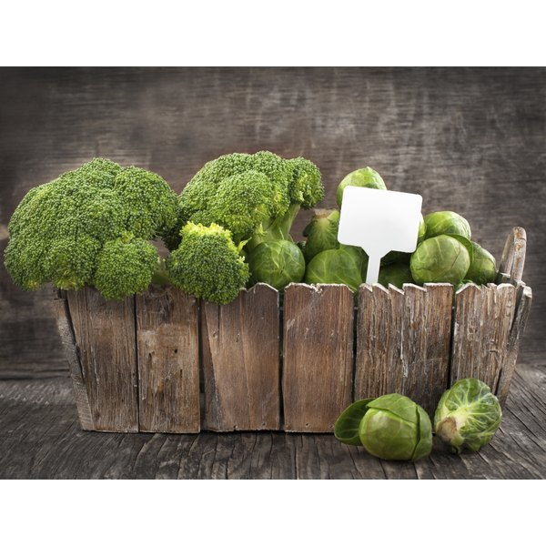 A cup of broccoli provides nearly a day's supply of chromium.