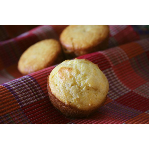 A muffin is a fancy word for cupcake and can be very high in calories and fat.