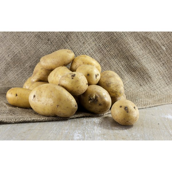 Potatoes cause insulin levels to spike, which may aggravate acne.