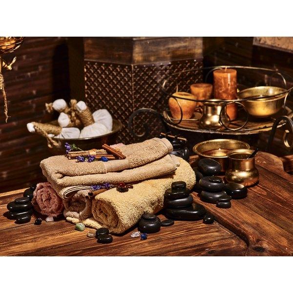 The Gujarati use Ayurvedic principles in basic skin care.