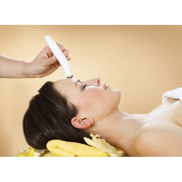 Microdermabrasion enhances skin vibrancy, while photofacials get the red out.