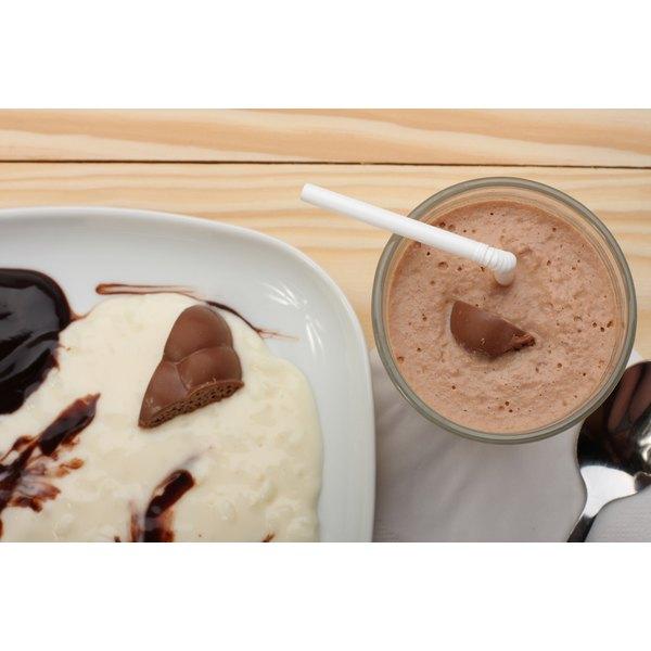 A chocolate malt.