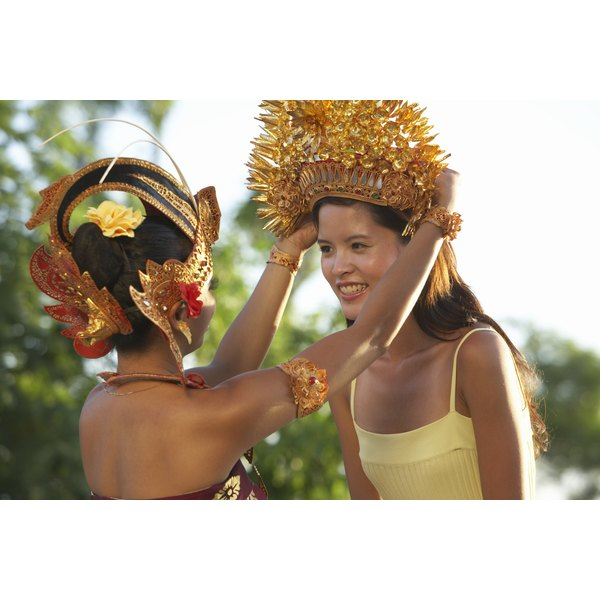In Indonesia, it is common for relatives to arrange marriage engagements.