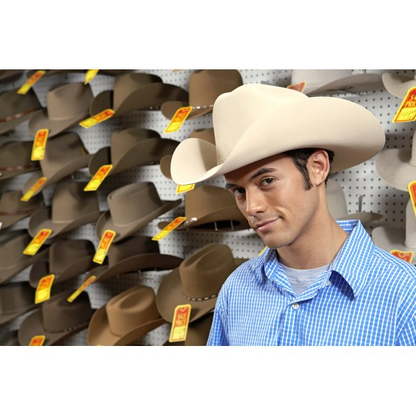 Don't settle for just any off-the-rack cowboy hat.
