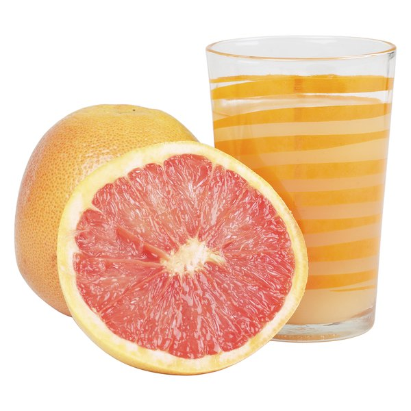 Grapefruit juice can affect bladder problems.