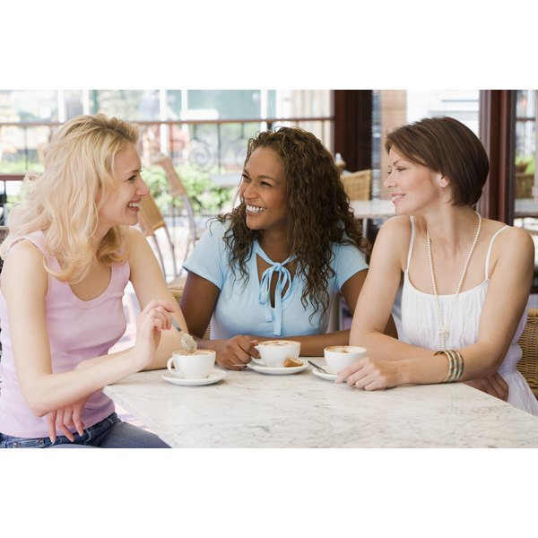 There are many ways you can incorporate a friendship theme at a Christian women's retreat.