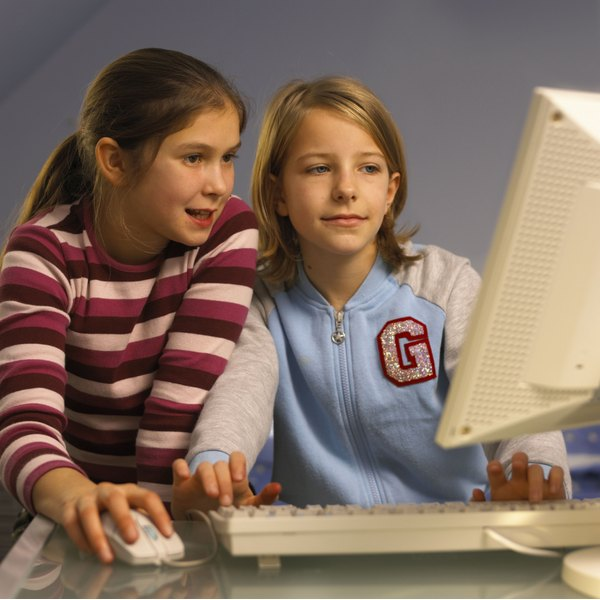 Teens of common interests can use the Internet as a way of connecting.