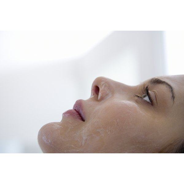 Glycolic acid is used in chemical peels.
