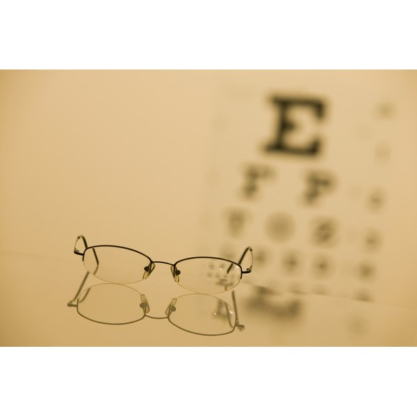 Eyeglass prescriptions use the terms O.D. and O.S.
