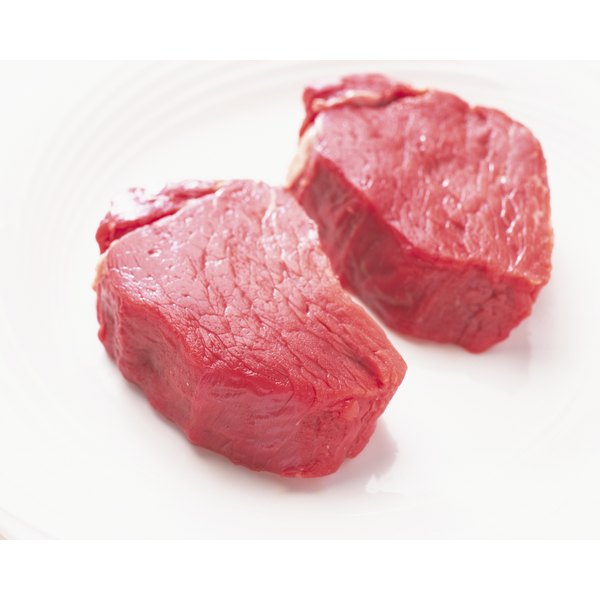 People with hemochromatosis need to limit the amount of red meat in their diet.