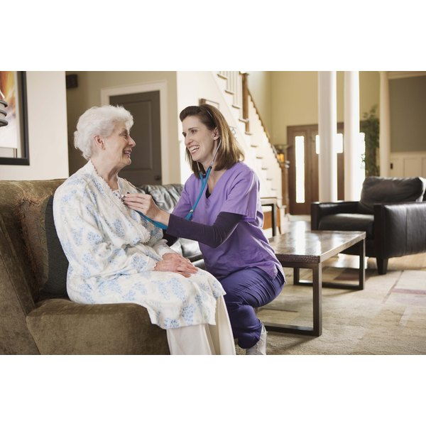 As baby boomers age, there will be a need for more in-home caretakers.