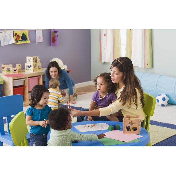 Child care grants can help make daycare more affordable.