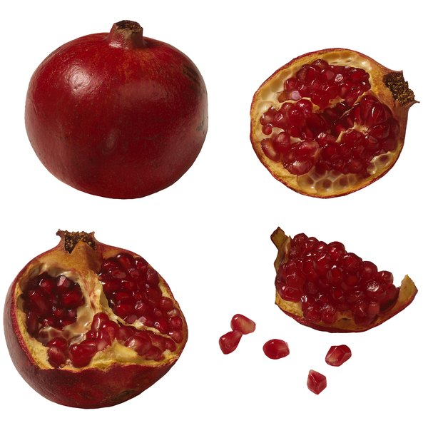 Pomegranate interferes with statins.
