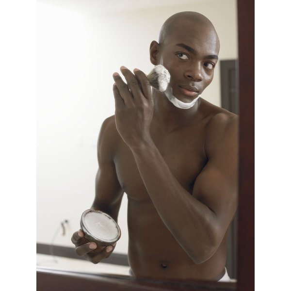 Using proper shaving technique is essential to eliminate and prevent dark spots.