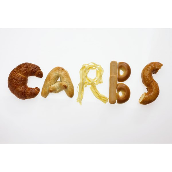 Carbohydrates provide your body with its main source of energy.