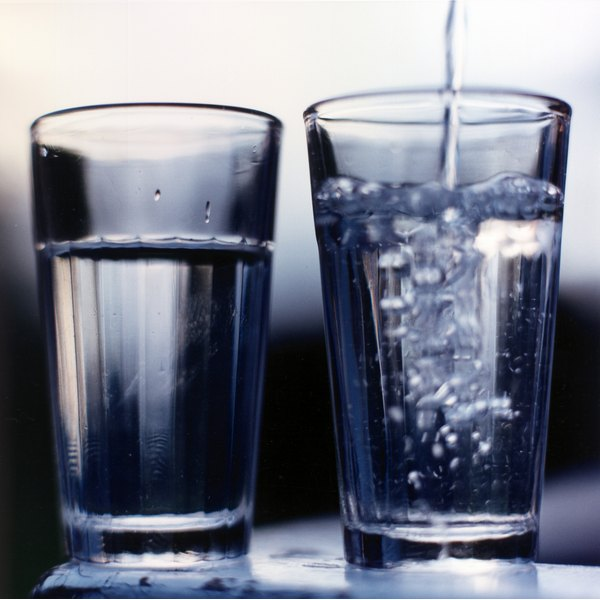 Water contains no calories so it won't derail your diet.