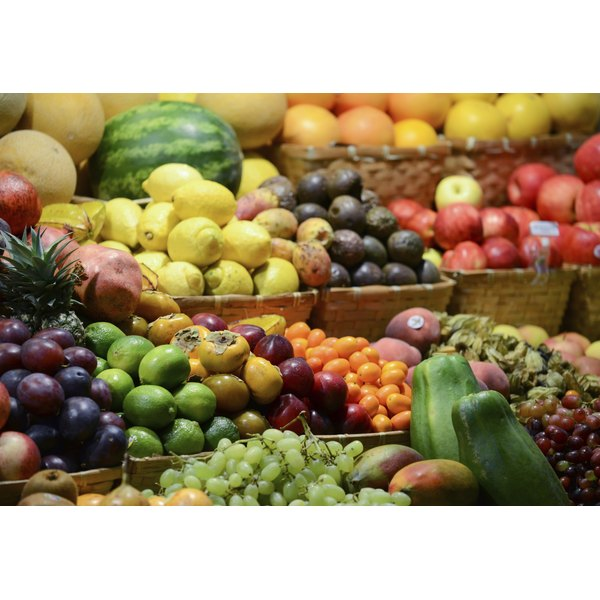 the color of fruits and vegetables are indicative of their phytonutrients