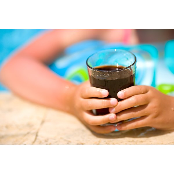 Corn syrup in drinks and food may lead to hyperactivity and other behavioral changes in kids.