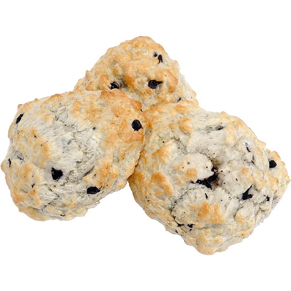 You can reheat frozen scones for for later use, if you wish.
