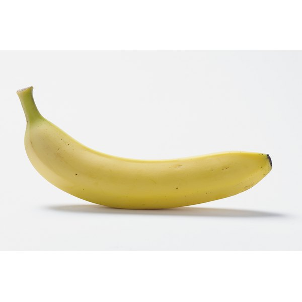 Depending on the cause of your hay fever, bananas could make symptoms worse.