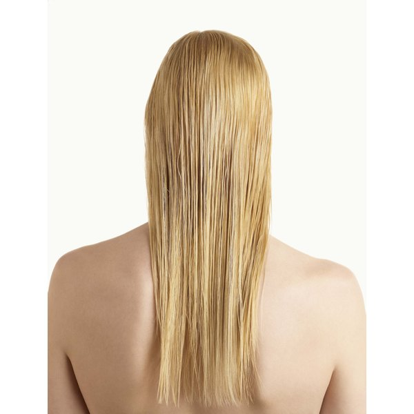 How to keep your hair straight overnight without heat our how to keep your hair straight overnight without heat by lane cummings wake up to smooth silky hair urmus Image collections